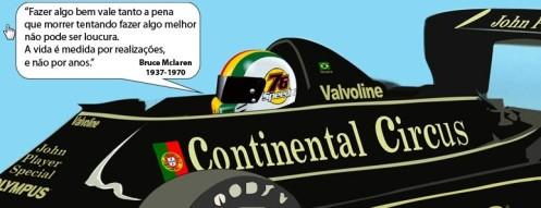 Continental Circus - Automobilismo e História