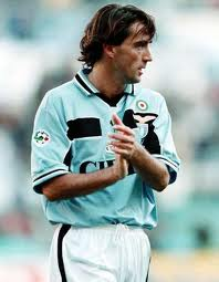 Roberto Mancini, lenda na Sampdoria e ídolo na Lazio