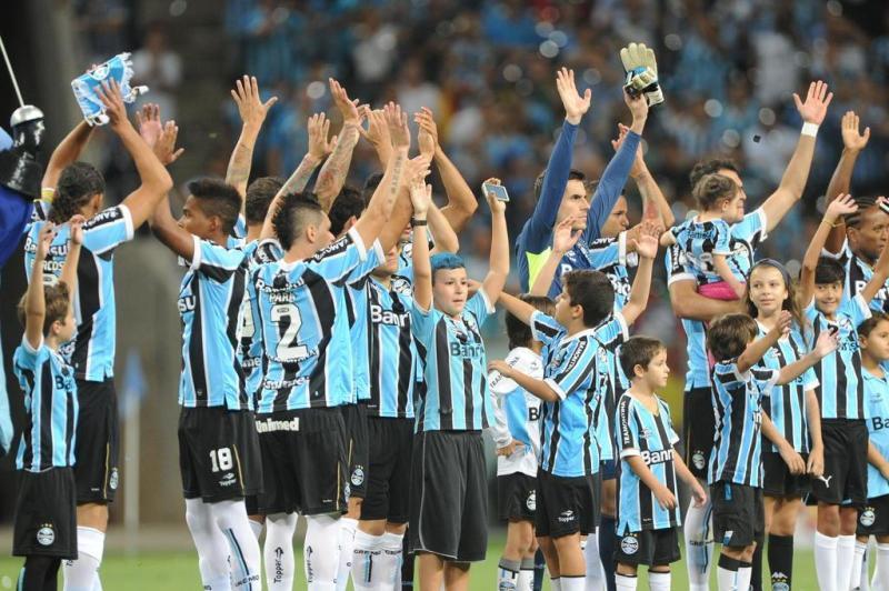Grêmio x Newell's foi o maior público do ano: 46 mil torcedores