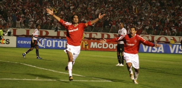 57 mil colorados na final da Libertadores 2006